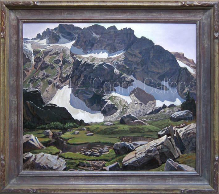 Solitude Creek by Robert Clunie