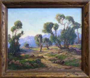 Road to the San Gabriels, Joseph Frey